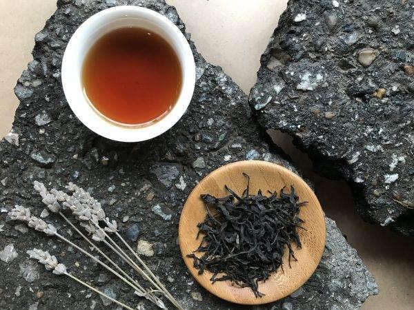 Красный чай Те Гуанинь Хун Ча купить в Перми