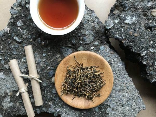 Красный чай Цзинь Цзю Мэй 350 купить в Перми