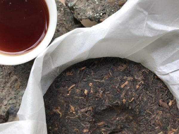 Чай пуэр мини бин 1 купить в Перми