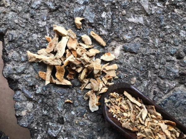 Травяной чай апельсиновая корка купить в Перми