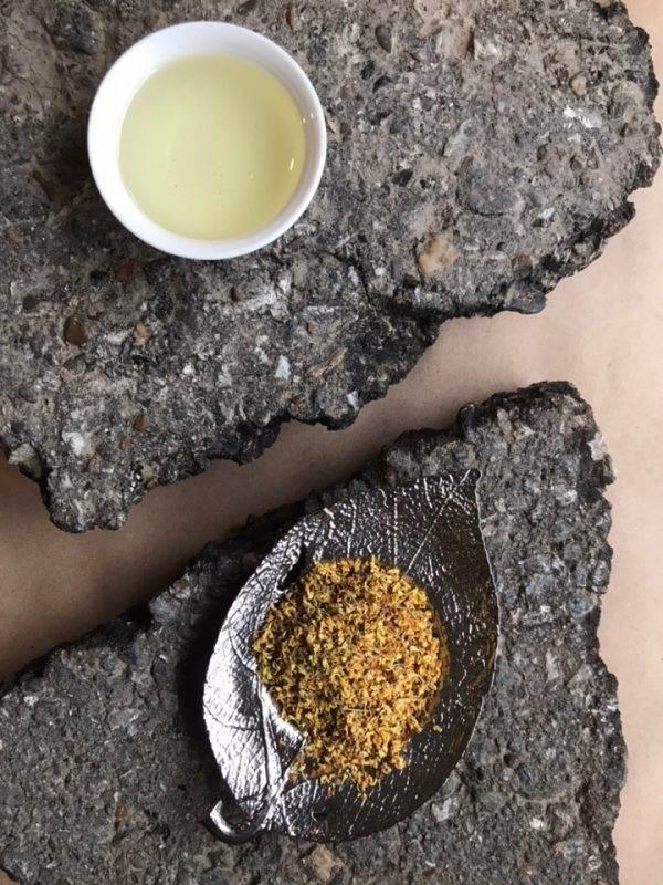 Травяной чай Гуй Хуа Османтус купить в Перми