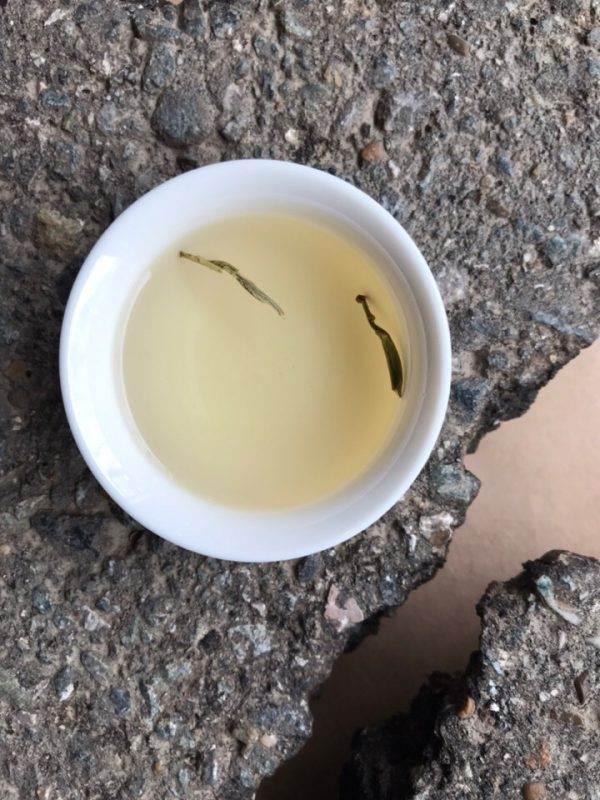 Желтый чай Цзюнь Шань Инь Чжень 1100 купить в Перми