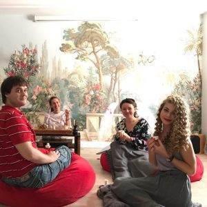 Встреча в формате чайной церемонии