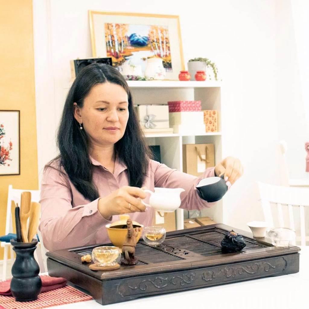 Чайный дом Красота Востока