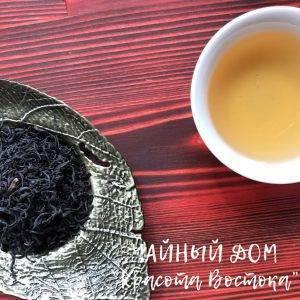 Красный чай с горы Тайшань