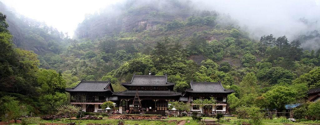 Уишань - родина Да Хун Пао